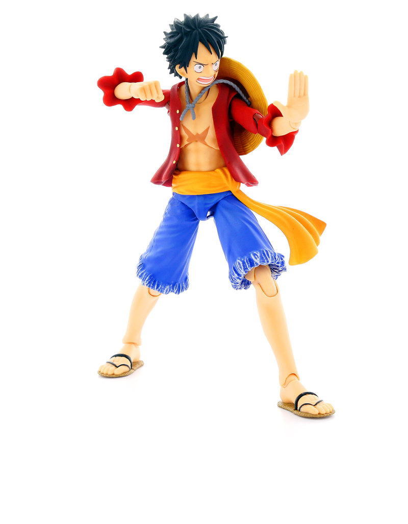 Megahouse One Piece Monkey D Luffy Figure Figures Statues Grown Up Toys Toys Virgin Megastore