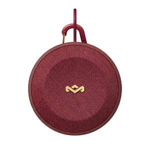 The House Of Marley No Bounds Red Bluetooth Speaker