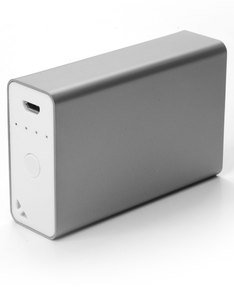 Yell Energy Mini Plus Space Grey 5600Mah 2.4A Power Bank