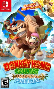 Donkey Kong Country: Tropical Freeze [US]