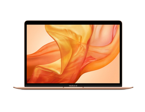 MacBook Air 13-inch Gold 1.6GHz Dual-Core 8th-Gen Intel Core i5 128GB