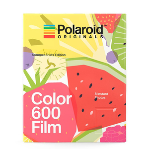 Polaroid Color Film for 600 Summer Fruits