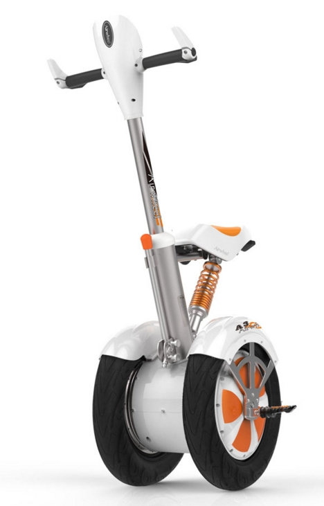 Airwheel A3 520W White/Orange Personal Transporter
