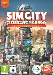Sim City Cities Of Tomorrow Expansion Pack Pc