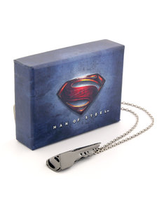 Superman The Command Key Necklace