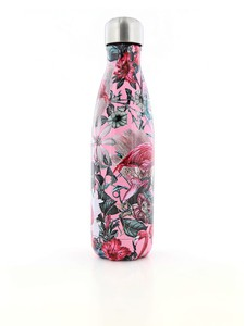 Chilly's Bottles Vacuum Bottle Tropical Flamingo 500ml