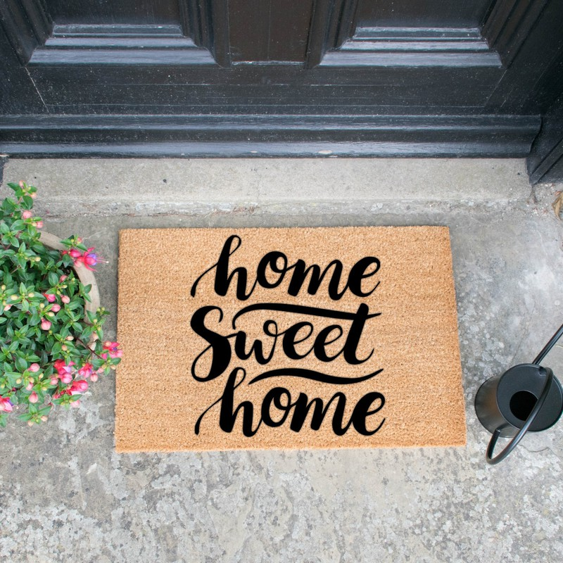 Artsy Doormats Home Sweet Home Home Decor Home Accessories Mesmerizing Home Sweet Home Decorative Accessories