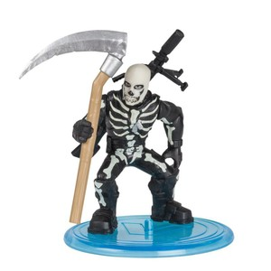 Fortnite Battle Royale Collection S1 Skull Trooper 2   Inch Solo Figure