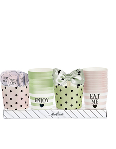 Miss Etoile Gift Box Eat Me/Enjoy Rose/L Green Baking Set