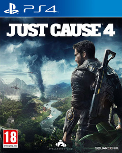 Just Cause 4 - Day One Edition - PS4