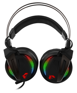 MSI Immerse Gh70 Black Gaming Headset