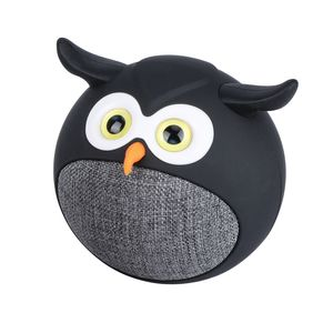 Promate Hedwig Black Bluetooth Speaker with Handsfree