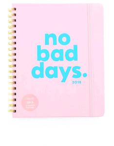 Ban.Do No Bad Days 2018 12 Month Planner