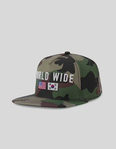 Cayler & Sons Wcww Men's Cap Woodland Camo/White