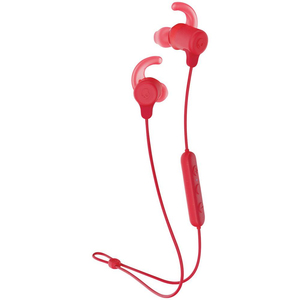 Skullcandy Jib+ Red Active Wireless In-Ear Earphones