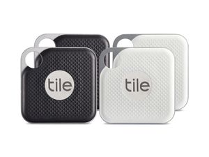 Tile Pro Black and White Combo [4 Pack]