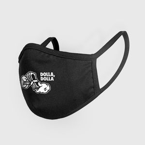 Cayler and Sons Fashion Mask Dolla Dolla Black