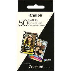 Canon ZINK Photo Paper  [50 Sheets]