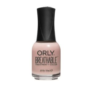 Orly Breathable Nail Treatment + Color Sheer Luck 18ml