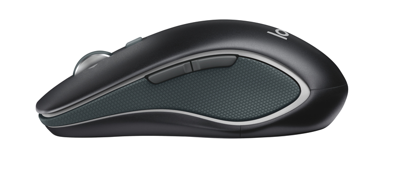 Logitech M560 Wireless Mouse Black