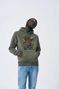 Cayler & Sons 2 Pac Rollin Men's Hoody Olive/Mc
