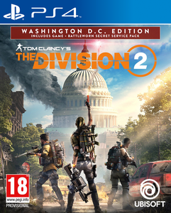 Tom Clancy's: The Division 2 - Washington D.C. Edition - PS4