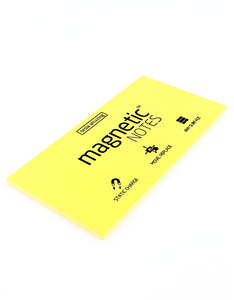 Magnetic Notes Yellow L
