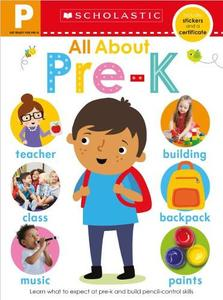 All About Pre-K Workbook: Scholastic Early Learners (Workbook)