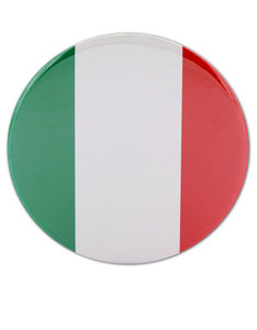I Want It Now Italy Fridge Magnet