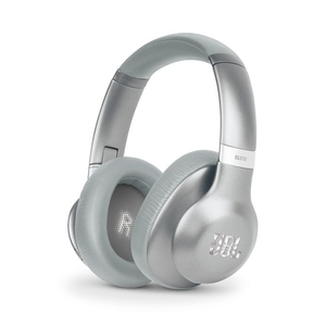 JBL Everest Elite V750 Silver Noise Cancelling On-Ear Headphones