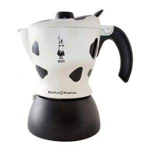 Bialetti Mukka Cappuccino Maker [Makes 2 Cups]