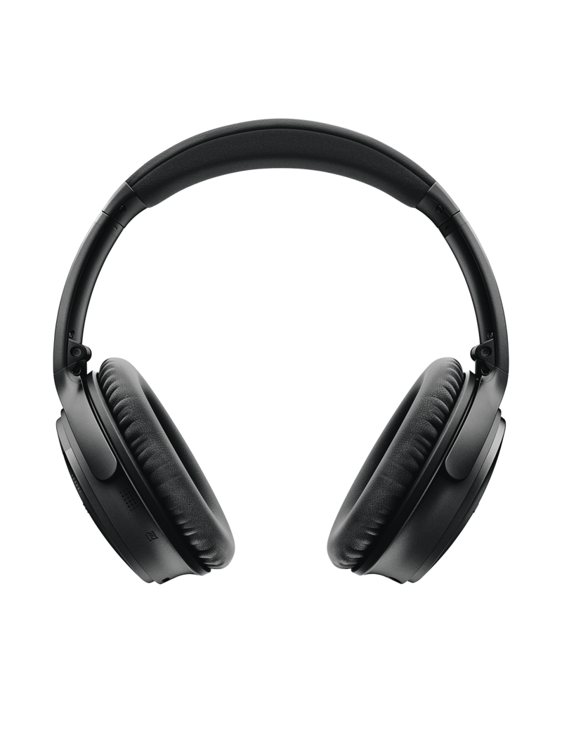 Bose QuietComfort 35 Black Wireless Headphones