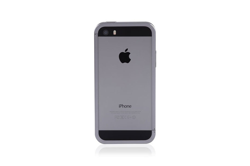 Just Mobile Aluframe Aluminun Shield Grey Iphone 5S