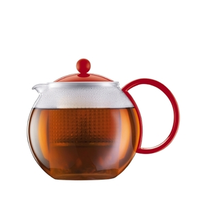 Bodum Assam Tea Press 1.0L Red