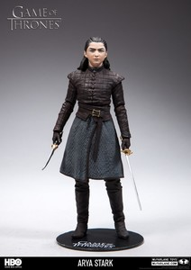 Game of Thrones Arya Stark 6-Inch Action Figure