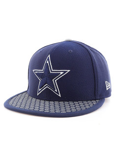 New Era NFL Sideline Dallas Cowboys Blue Cap
