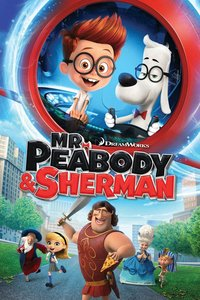 Mr Peabody & The Sherman Dvd