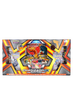 Pokemon TCG Charizard GX Premium Collection Box