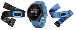 Garmin Forerunner 945 Blue Smart Watch Bundle