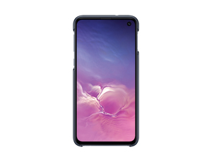 Samsung B0 LED Back Cover Black For Galaxy S10e