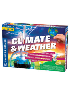 Thames & Kosmos Climate & Weather Project Kit