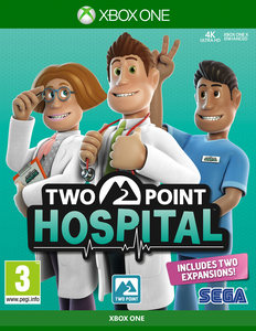 Two Point Hospital [Pre-owned]