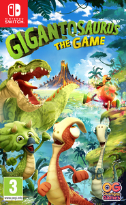 Gigantosaurus The Game - Nintendo Switch