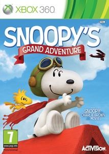 The Peanuts Movie Snoopy's Grand Adventure