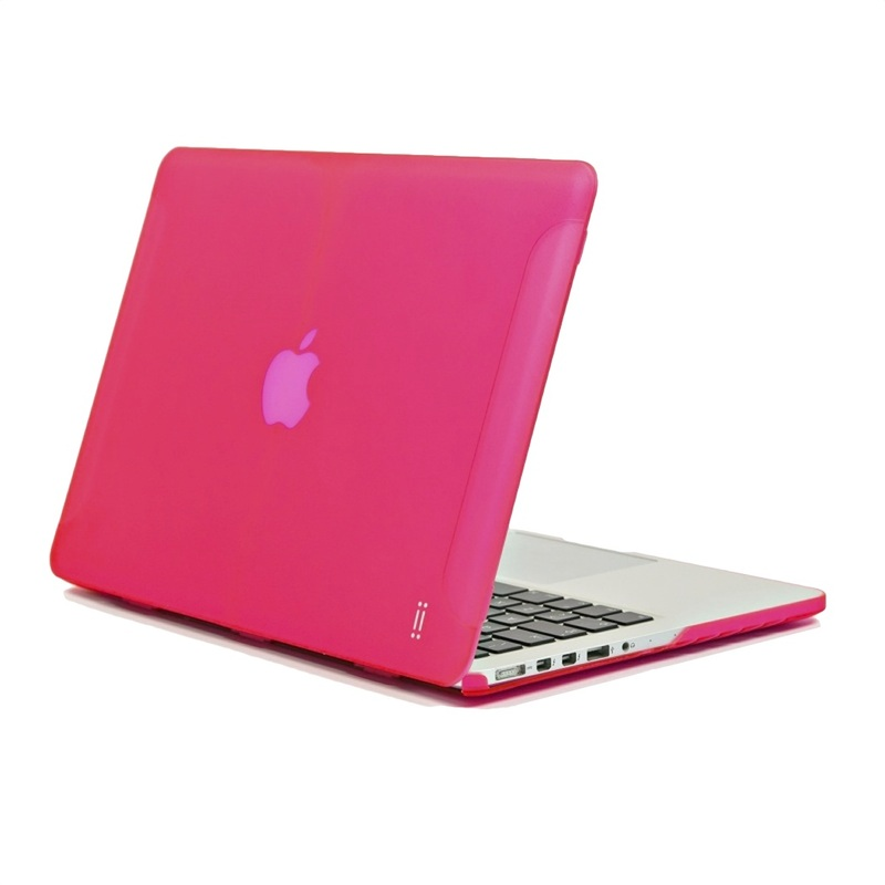 Aiino Case Matte Pink Macbook Pro Retina 13