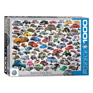 Eurographics What'S Your Bug? 1000 Pcs Jigsaw Puzzle