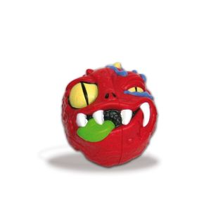 Mad Hedz Horncrusher Red Logical Toy