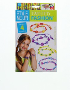 Style Me Up Twistable Friendship Bracelets