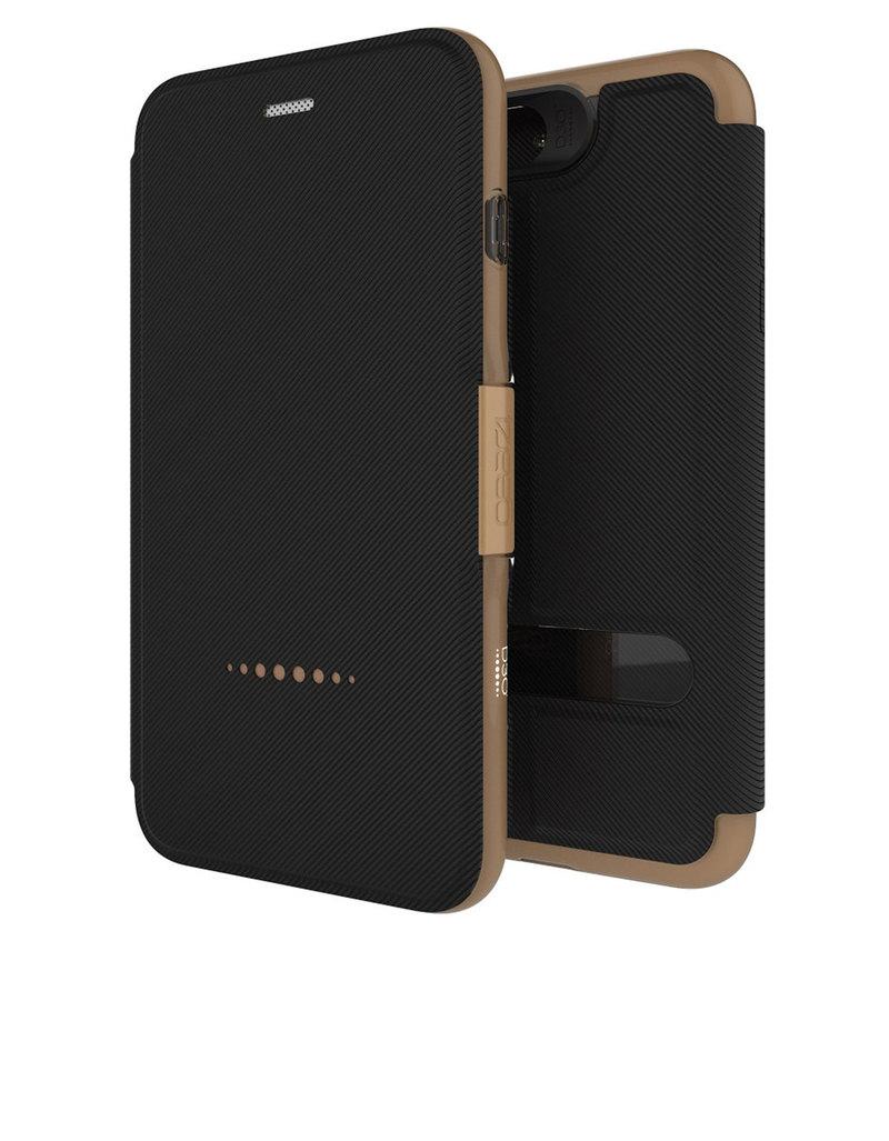 Gear4 D3O Oxford Case Gold iPhone 8/7 Plus