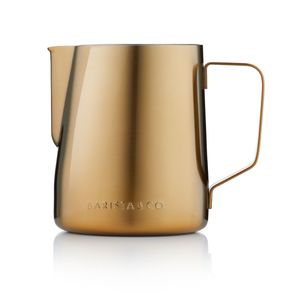Barista & Co Core Milk Jug Gold 600ml